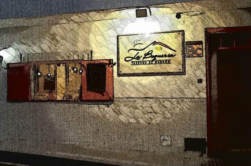 restaurante la boqueria el medano