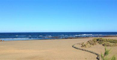 playa del cabezo el medano