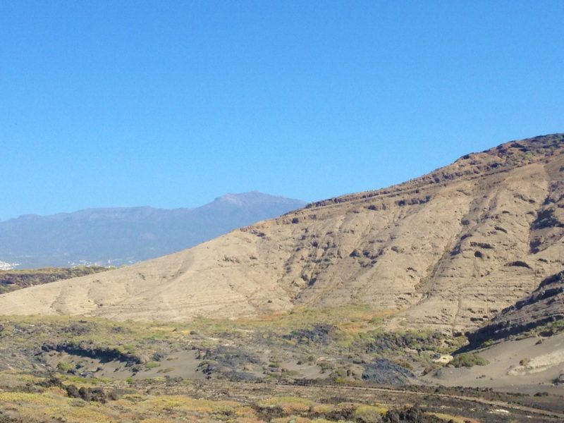 montaña pelada teide