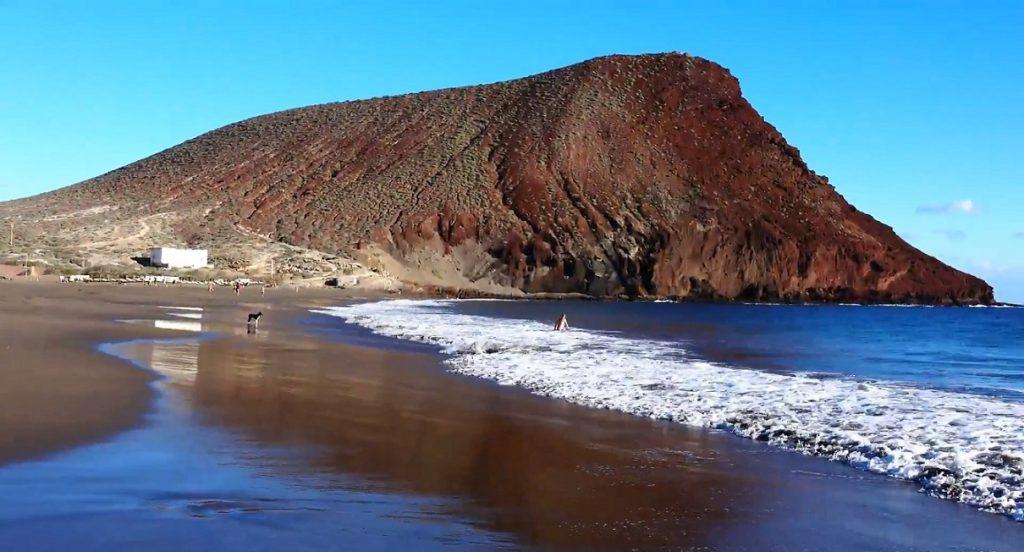 playa de la tejita el medano tenerife