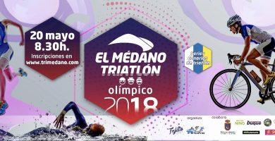 triatlon el medano 2018