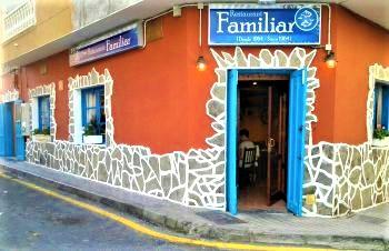 restaurante familiar el medano