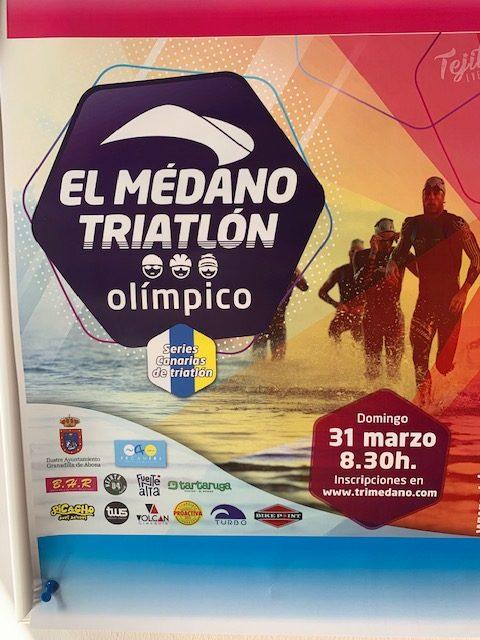 triatlon olimpico el medano 2019