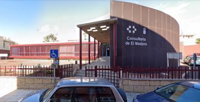 consultorio el medano centro de salud