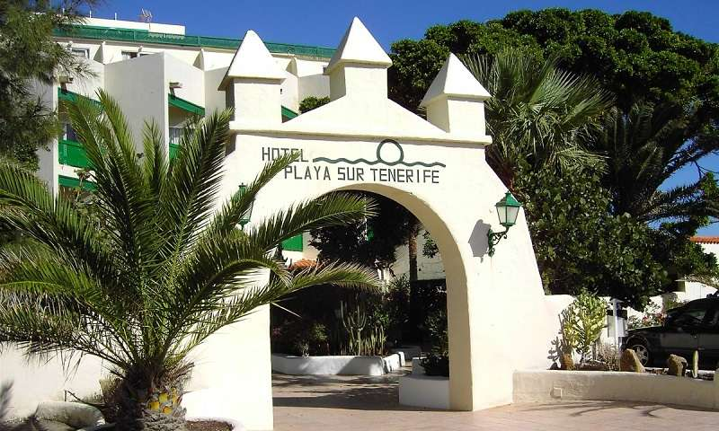 hotel playa sur tenerife el medano