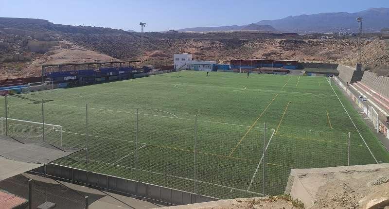 campo futbol medano La Hoya del Pozo